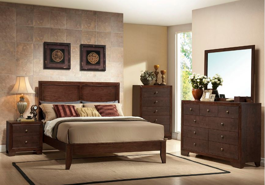 Bedroom Set Furniture - West Jordan